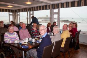 2014-01-26 Inner Wheel Overseas Brunch