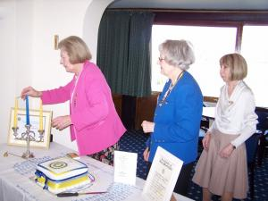 Inner Wheel 77th Birthday Tea