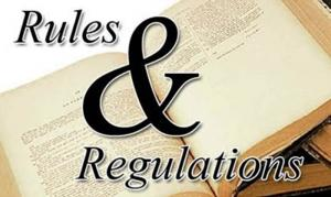 2017 Rules & Regulations
