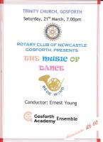 The Music of Dance at Trinity Church Gosforth