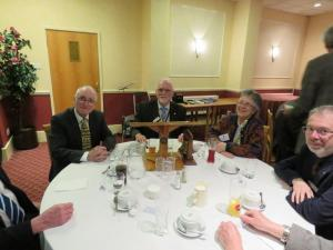Joint meeting with Cotswold Tyndale Rotary