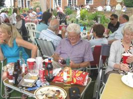 Family BBQ - Sunday 31st July 2016