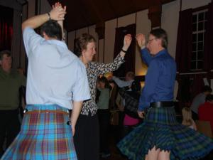 Rosewell Ceilidh Raises over £1,600 for Haiti & Malawi Children January 2010