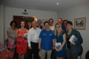 Rotary Satellite Club of Bishop's Stortford - Inauguration