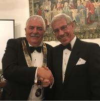 Richmond Annual Handover and Charter Dinner