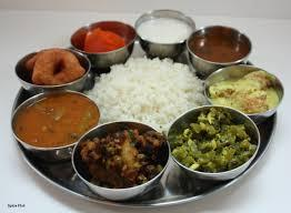 A Feast of Traditional Indian Food