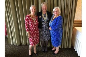 Inner Wheel 73rd Charter Lunch (02022020*)