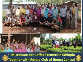 Million Birr Microfinance Project in Choche Ethiopia.