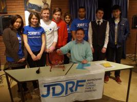 Interact Family Bingo Raises Funds for JDRF