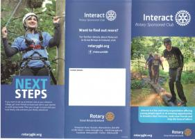 Interact Leaflet 2017/18