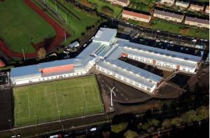 A visit to the new Inverclyde Academy