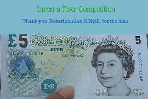 £5 Challenge - Invest a Fiver