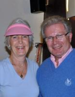 3 July 2012 - Club Golf Society - tournament winners receive their prizes