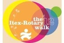Annual Itex-Rotary Walk around Guernsey (6  June 2012)