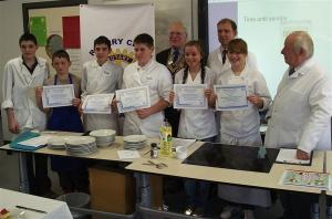 March Rotary Young Chef. 2011