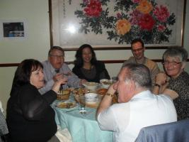 Jade Garden meal in aid of ShelterBox
