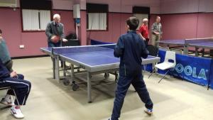 Table Tennis Introduction