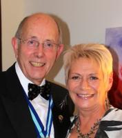"""Top Rotary Couple to speak at 30th Charter Dinner"""