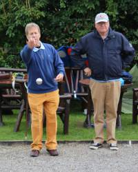 District Boules Competition in pictues