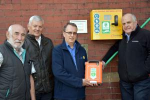 Rotary Defibrillators in Howden Clough and Batley