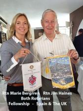 Rotary Fellowship in Spain