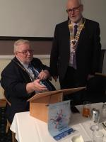 District Governor's visit 12 September 2019