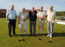 2014 Annual Charity Golf Competition