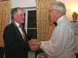 Club Charter Dinner & Handover Friday 22 June 2012