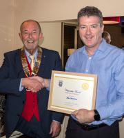 Rotary Club of Haddington Citizenship Award
