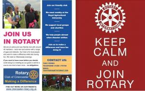 Join us in Rotary