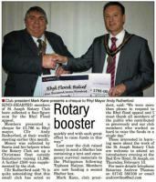 Rotary in the News 17/01/14