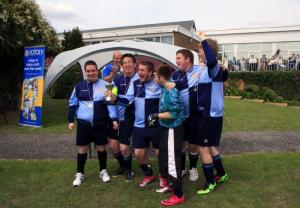 Learning Impaired Football Tournament 2011
