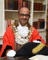 Mayor of Swindon's visit