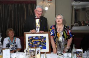 President's Night June 2012, Old Palace Lodge,