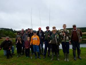 Junior Flyfishing September 2013