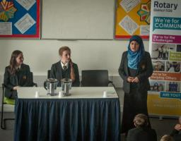 National Youth Speaks Finals in Maidstone