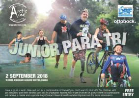 Arctic One Junior Para Triathlon
