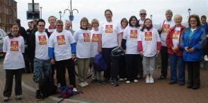 MILLPORT CYCLE RIDE FOR POLIO PLUS - 13 JUNE 2009