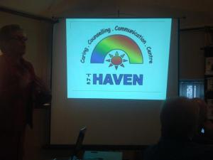 Partners' Night – Dr Rosalie Dunn / Connie Postlethwaite – The Haven