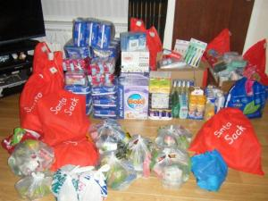 SCARRELL ROAD DONATIONS