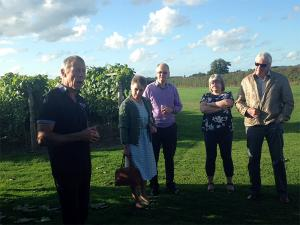 Rotaventure - Kerry Vale Vineyard Tour