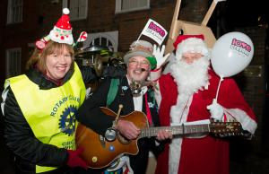 South Croydon Lights switch on!