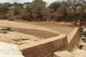 Sand Dams - Our New Project