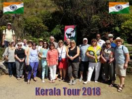 Tour of Kerala, India, 2018