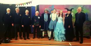 Panto at Kingspark School