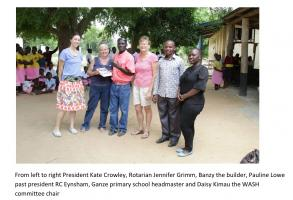 New Toilets for Kenyan Schools - Project Completed 2016