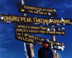 Kilimanjaro for Bowel Cancer UK