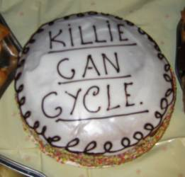 Killie Can Cycle