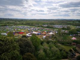 Kingsbury May Festival Car Parking - 5 May 2014
