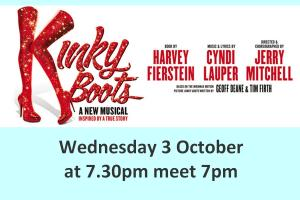 Kinky Boots at the Royal & Derngate